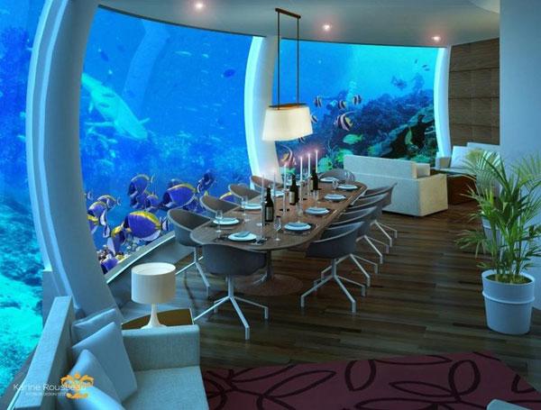 hydropolis underwater resort hotel. Exellent Hydropolis PoseidonUnderseaResort3  Inside Hydropolis Underwater Resort Hotel